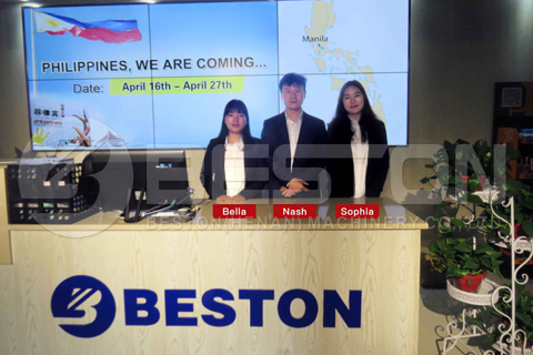 Beston Team for the Philippines Market