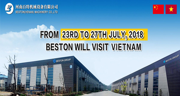 Beston Group Va visiter le Vietnam