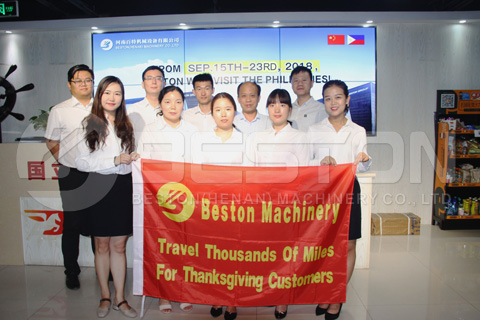 Beston Will Visit the Philippines Again in September