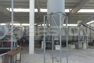 ماكينة صنع الفحم في تركيا