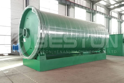 BLJ-16 Pyrolysis Plants Ready for Shipping to the Philippines