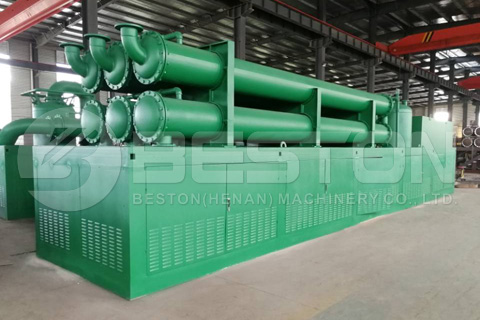 BLL-20 Pyrolysis Plants Ready for Shipping to the Philippines
