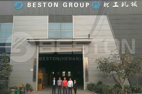 Russian Customers Spoke Highly of Beston Pyrolysis Plant