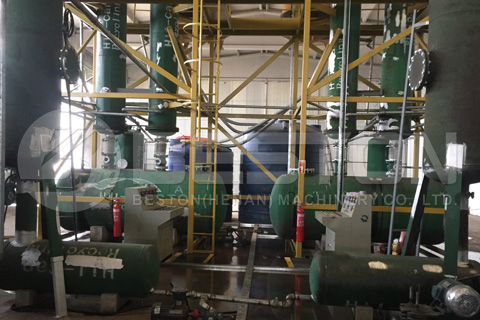 Beston Pyrolysis Plants in Turkey