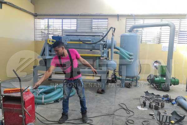 Trabajador local del cliente