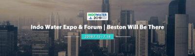 karşılamak Beston Indo Water Expo ve Forum'da