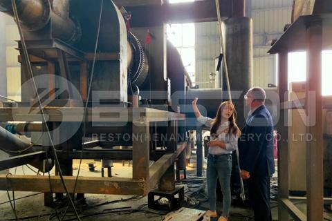 Carbonization Machine in Azerbaijan