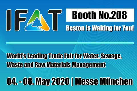 Beston on IFAT 2020 Munich