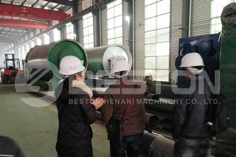 Pyrolysis Plant for Sale in India