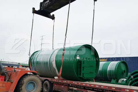 Plastic Pyrolysis Plant Mnufacturers