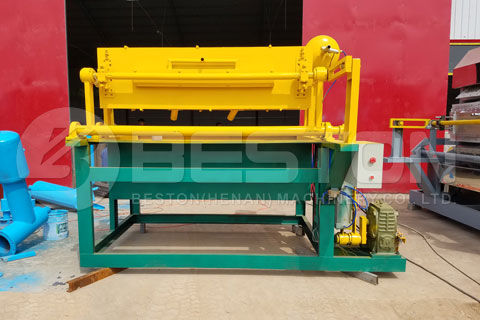 BTF-1-4 egg carton making machine
