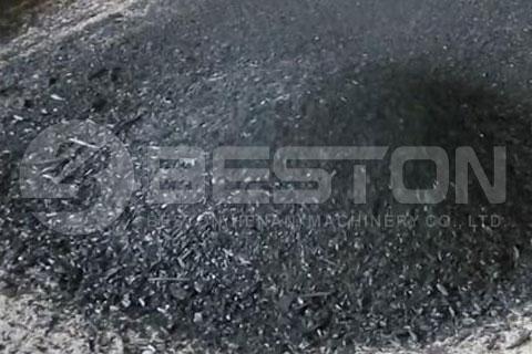 Carbón de la máquina automática de carbón verde de Beston