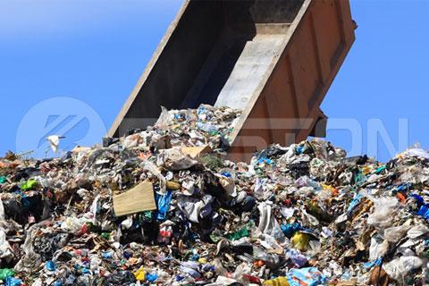 Los residuos sólidos municipales que contaminan la Tierra