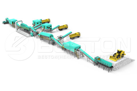 Solid Waste Management Plant Cost