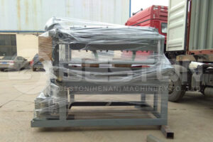 Beston BTF-1-4 Pulp Molding Machine Shipped to Sudan