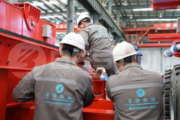 Beston Service Team
