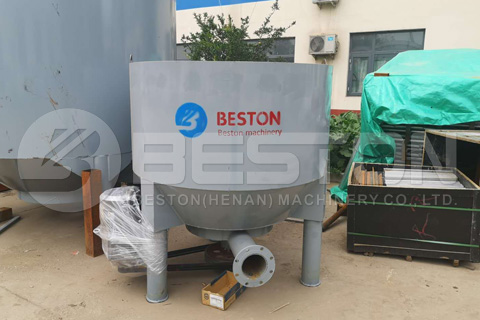 BTF1-4 Pulp Molding Machine Shipped to Colombia