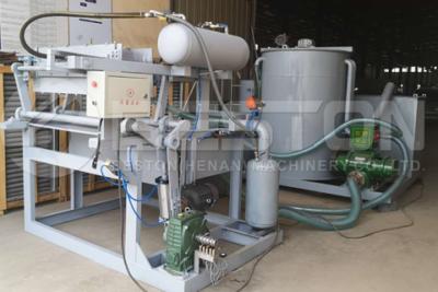 Beston BTF1-3 Paper Pulp Making Machine Shipped to Algeria