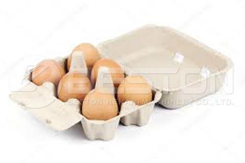 Cajas de huevos