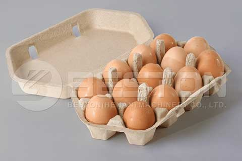 Manual Egg Carton Making Machine