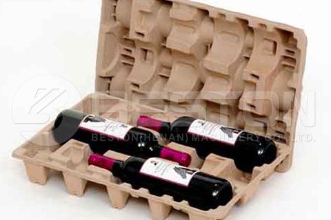 Bandeja de vino