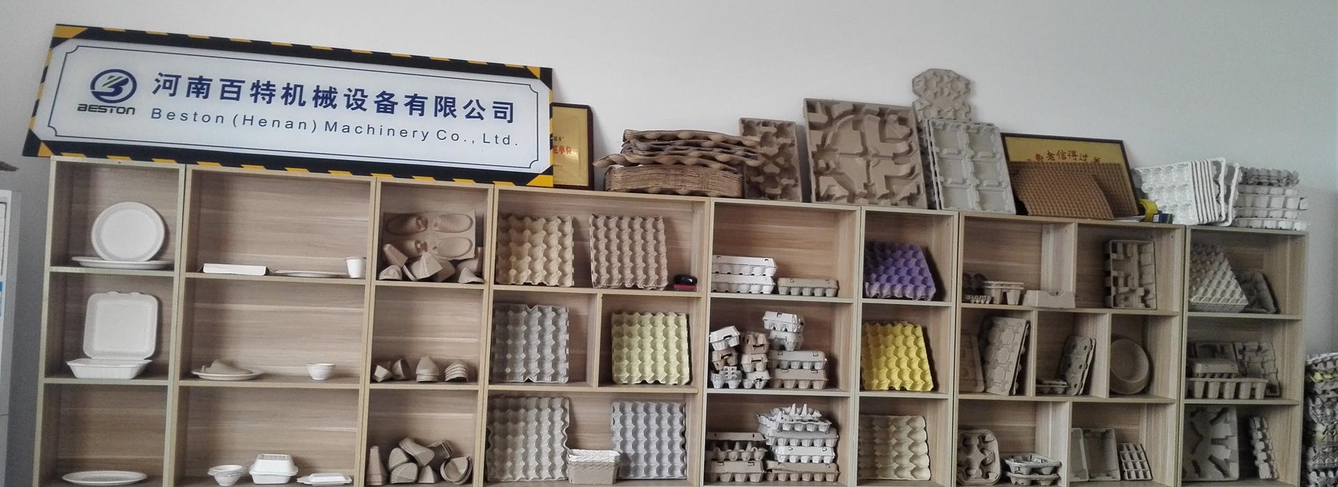productos de moldeo de pulpa