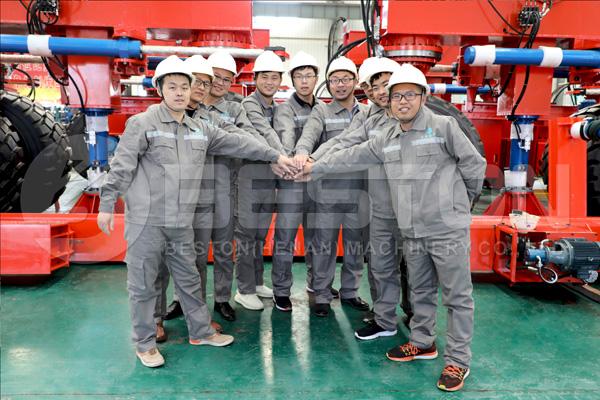 Beston After-sales Service Team