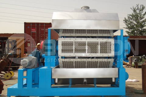 egg tray making machine for sale in Pakistan