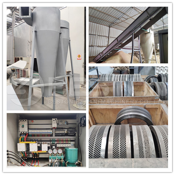 High-quality Machine is Worthy of the Wood Pellet Making Machine Price