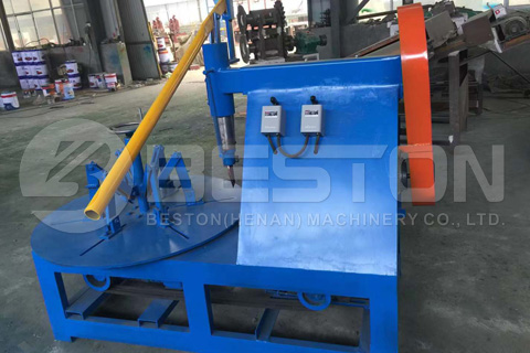 Sidewall cutting machine