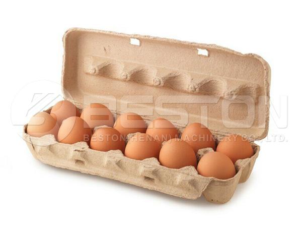 Ящик на 12 яиц
