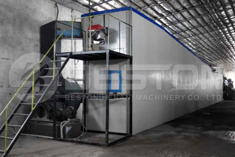 Metal Drying System