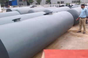 Tanque de almacenamiento de petróleo