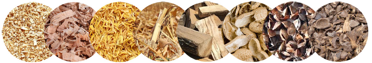 Raw Materials Suitable for Wood Pellet Machine