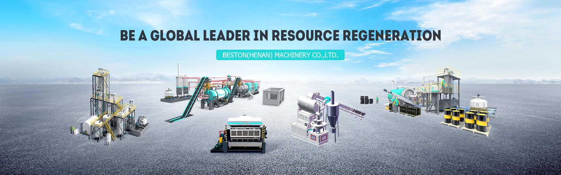 Beston Machinery لوحة الاعلان