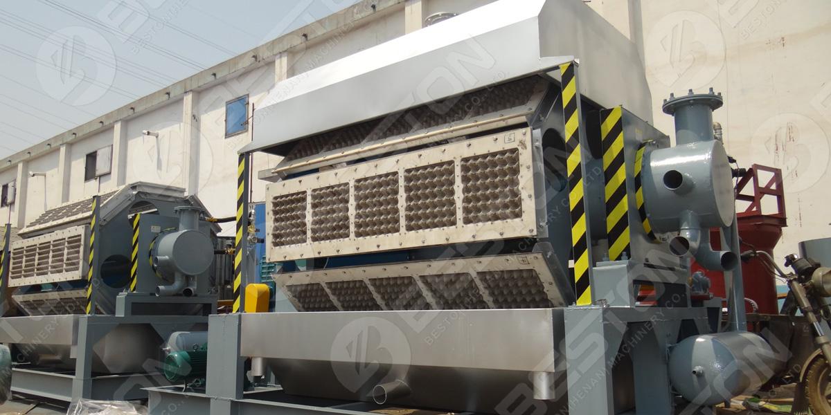 5000-5500 قطعة / ساعة آلة صينية البيض يتم شحنها إلى سريلانكا