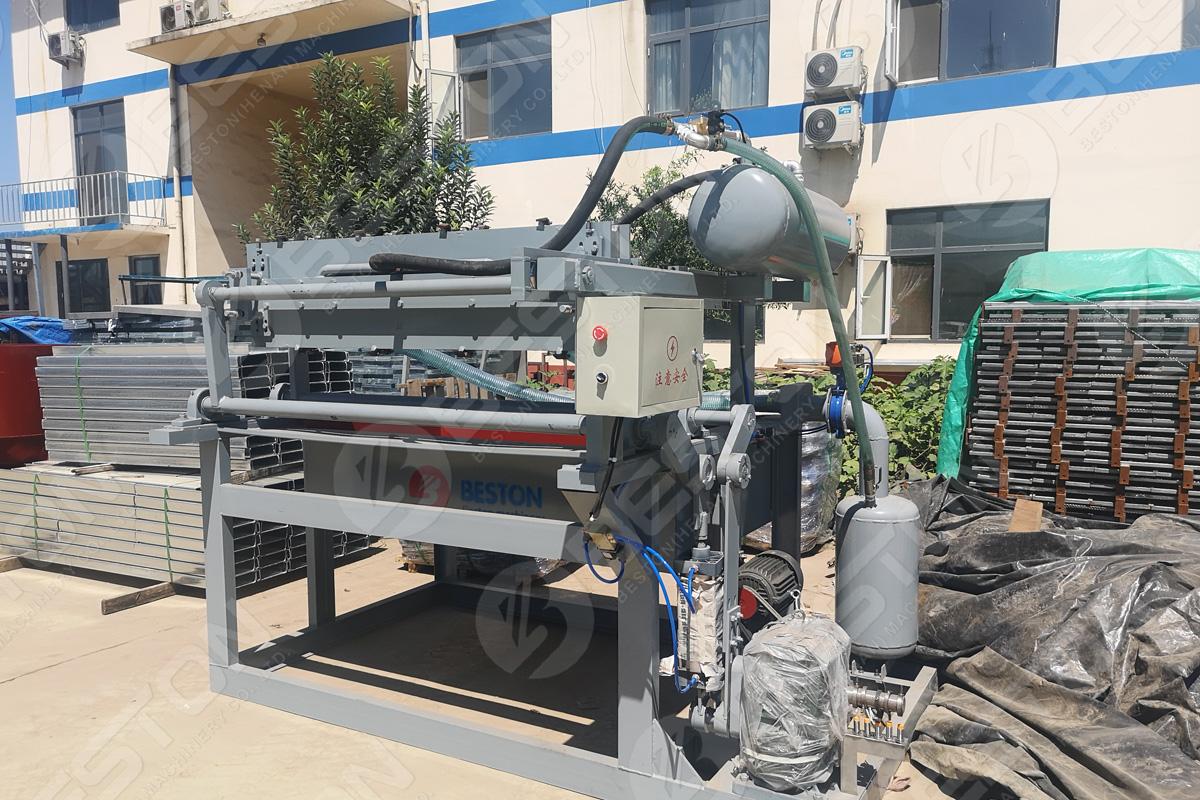 Machine de plateau d'oeufs 800-1000 PCS / H