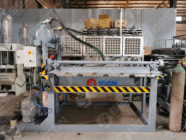BTF1-4 Egg Tray Machine