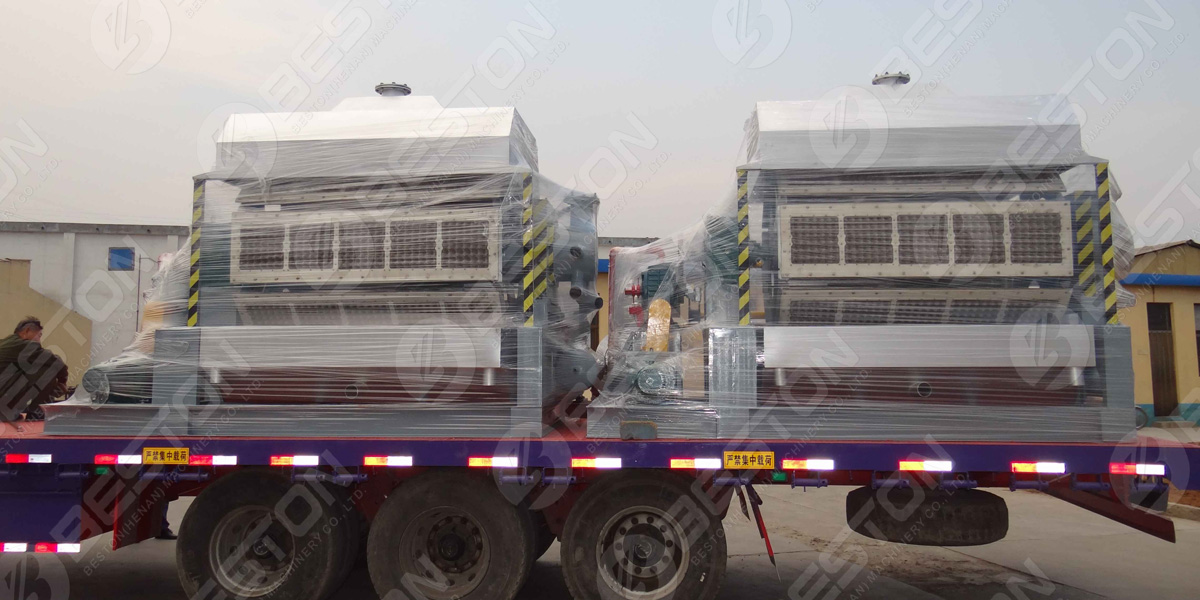 5000-5500 قطعة / ساعة آلة صينية البيض
