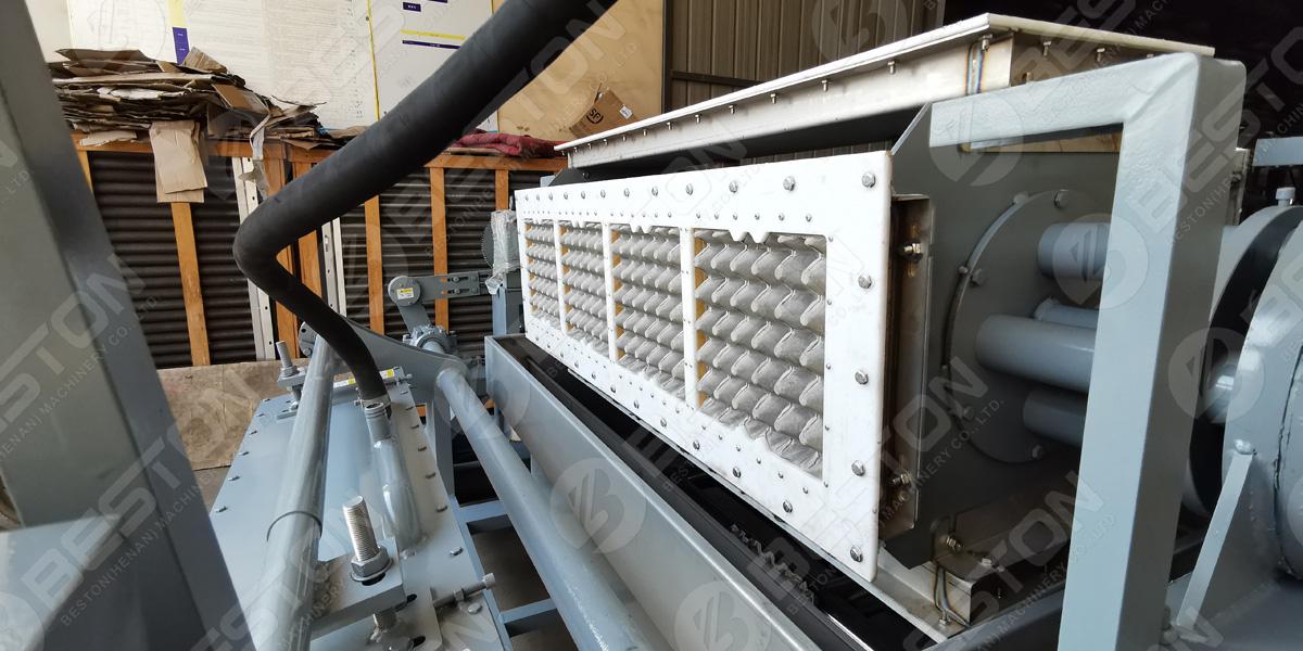Mold of Egg Tray Machine in Peru
