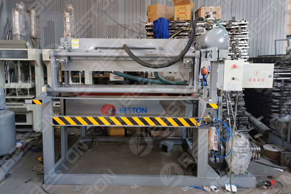 Beston Egg Tray Equipment in Colombia