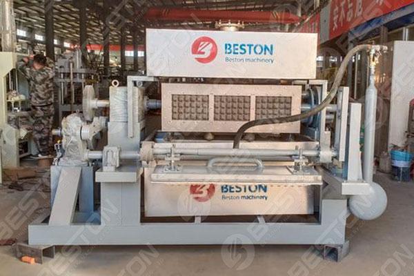 Beston Egg Tray Machine in Botswana