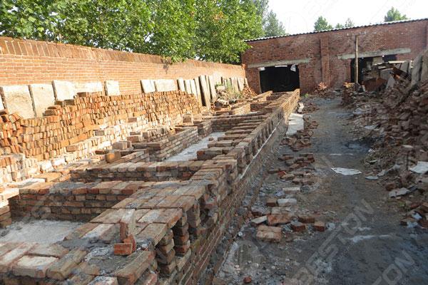 Brick Drying System