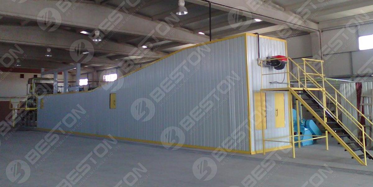 Metal Drying System