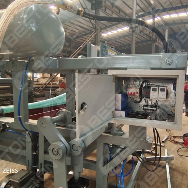 Egg Tray Making Machine to Burundi