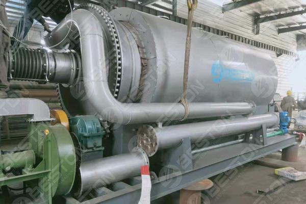 Beston Mini Pyrolysis Plant to Paraguay
