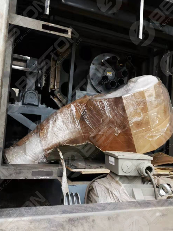Egg Tray Manufacturing Machine to Senegal
