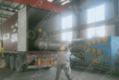 خزان الزيت المتبقي إلى أوكرانيا
