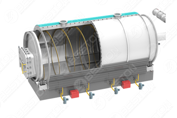 Pyrolysis Reactor for Sale