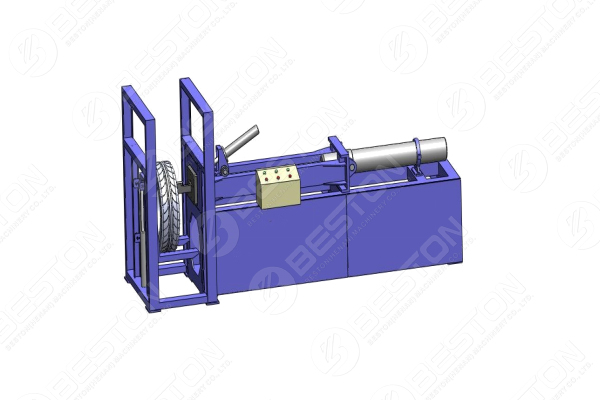 Tire Wire Drawing Machine